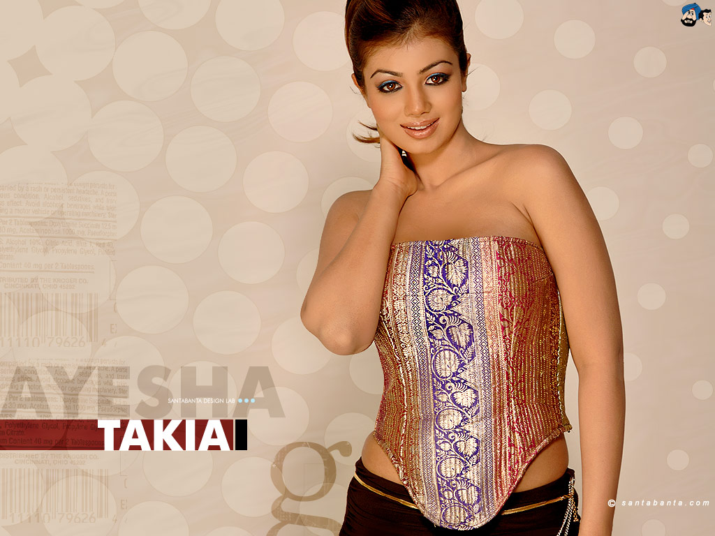 Ayesha Takia Hot And Sexy Photos-4924