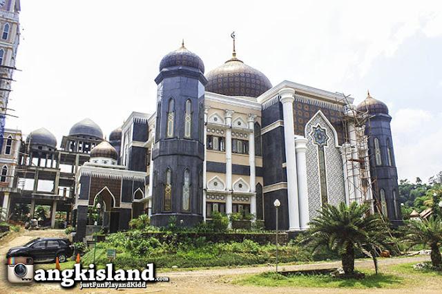 indahnya masjid