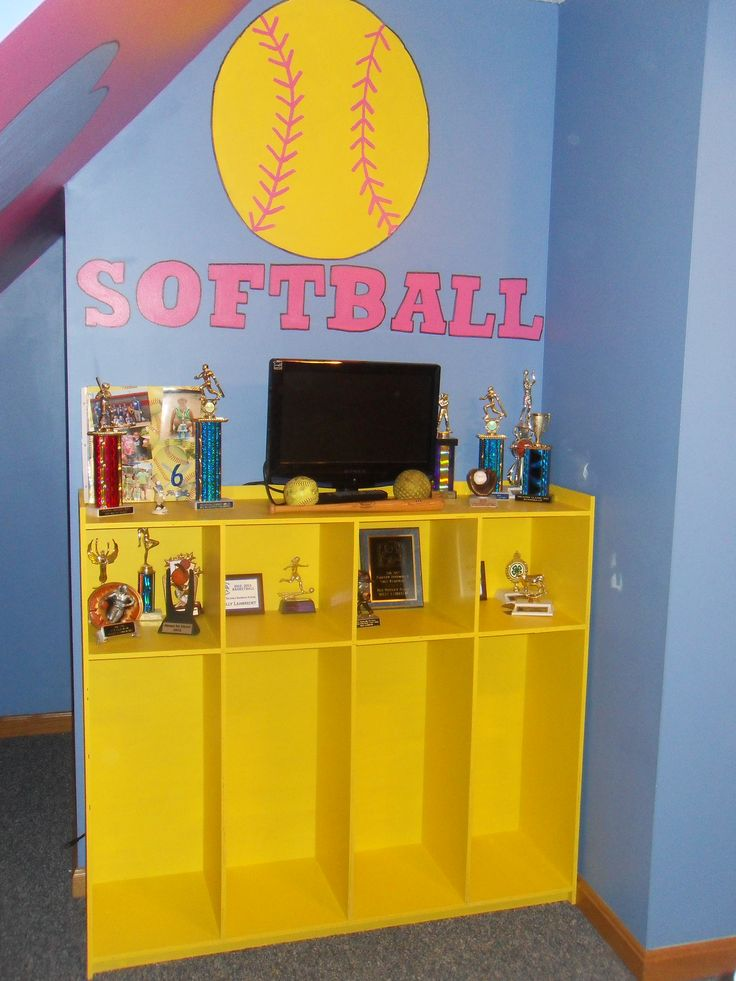 Softball Bedroom Decorations Design And Ideas 5