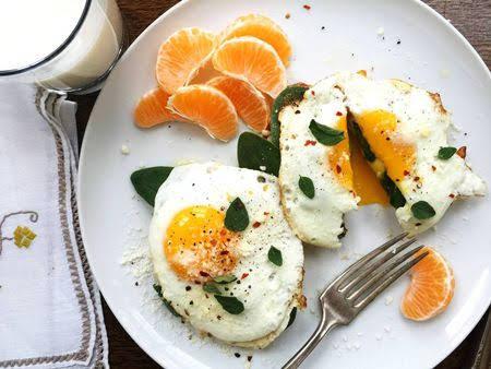 وجبة الإفطار للأطفال