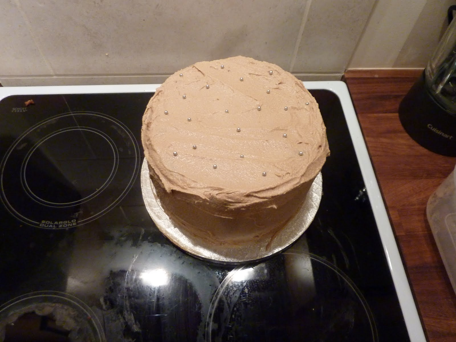 Hummingbird Bakery Spiced Apple Cake With Brown Sugar Frosting