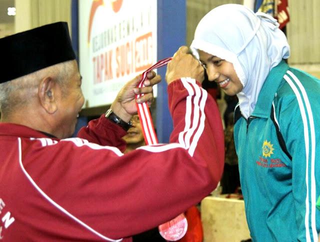 Jatim Juara Umum, Pimda Jember Sumbang 5 Medali