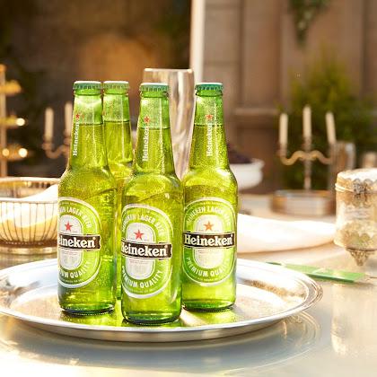 """Spyfie"" com a Heineken"