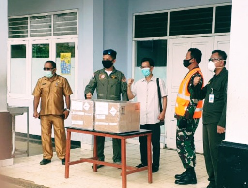 Syahib Ungkap Pemkab Boven Digoel Kirim 15 Sampel Swab ke Labkesda Jayapura