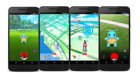 Pokemon Go para los smartphones a nivel mundial