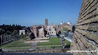 terceiro anel coliseu vuia brasileira - Os subterrâneos do Coliseu