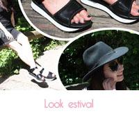 sandale compensé   Cendriyon