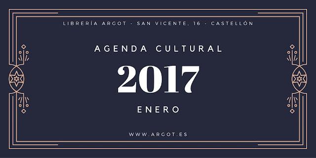 Agenda de actividades Argot