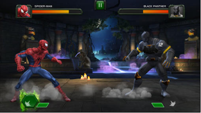 Link Download game Marvel Contest Of Champions Apk+Data Mod Terbaru