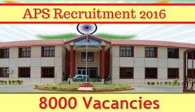 Teacher Jobs 2016: Army Public School Teacher Recruitment 2016: 8000 Vacancies