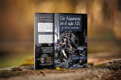 Un Alquimista en el Siglo XIX y otros Relatos Alejandro Dumas