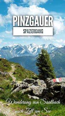 Der Pinzgauer Spaziergang | Die Saalbach Wander-Challenge