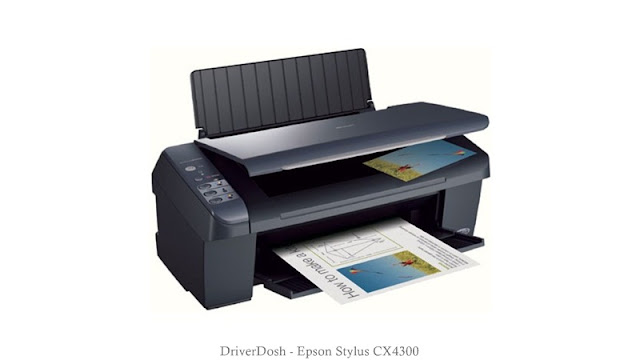Download EPSON Stylus CX4300 Printer Drivers
