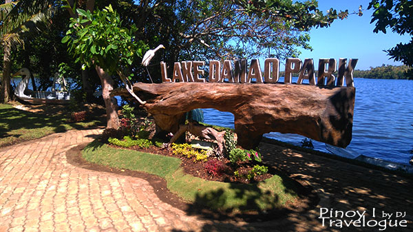 Welcome to Lake Danao Park