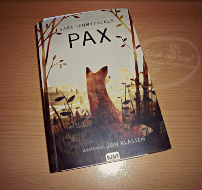 BookTour: Pax - S.P.Packer