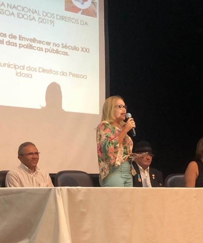 Campina realiza III Conferência da Pessoa Idosa com registro de público recorde