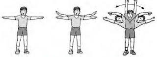 Latihan Kelentukan Sendi Bahu : Kebugaran Jasmani