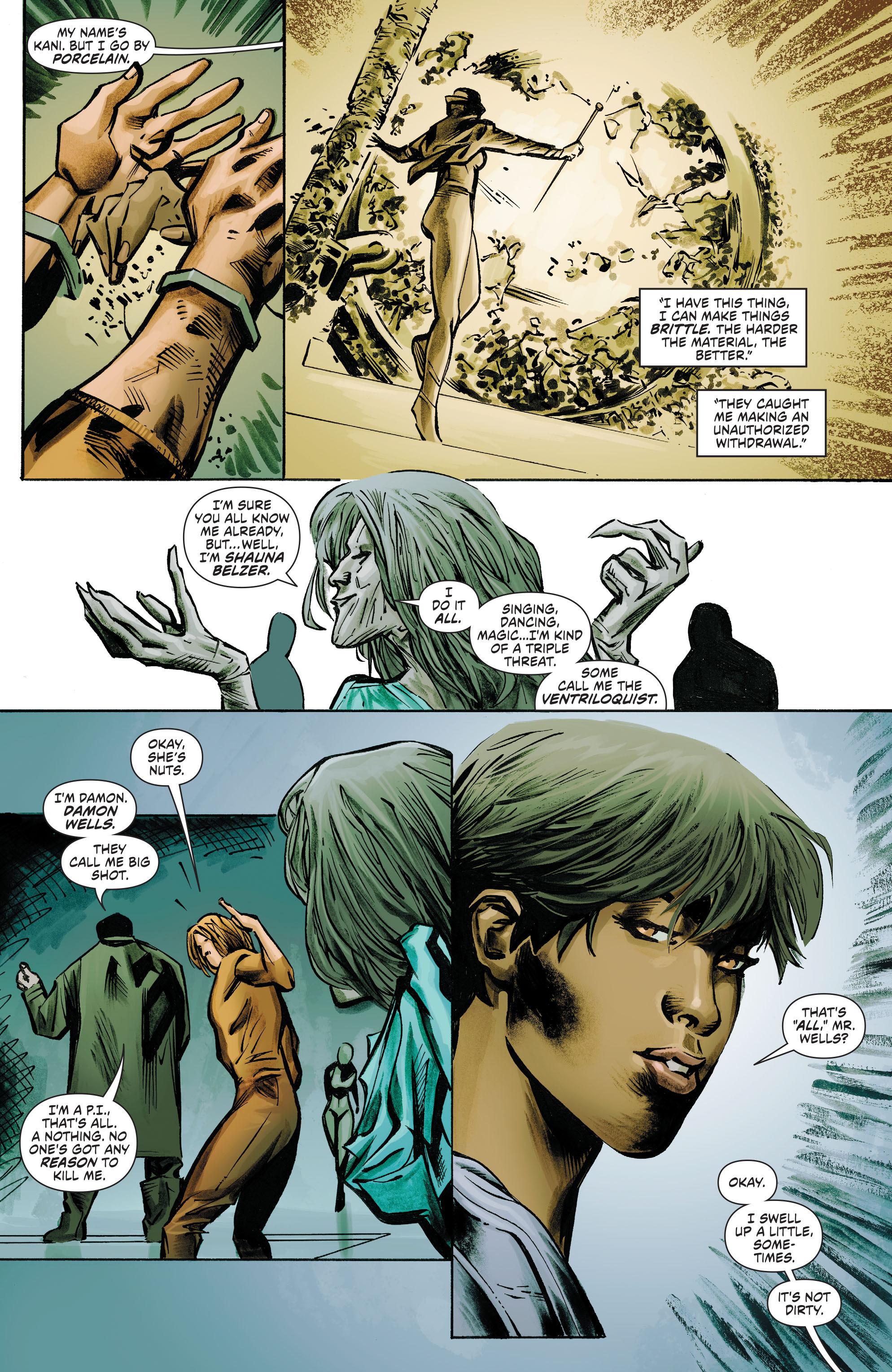Read online Secret Six (2015) comic -  Issue #1 - 16