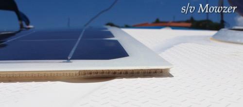 S V Mowzer Solar Panel Installation Amp Experience