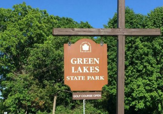 More Possible Bigfoot Incidents Near Green Lakes State Park, NY