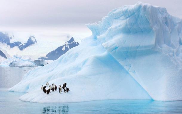 Від пірамід до кривавого водоспаду. Таємниці Антарктиди