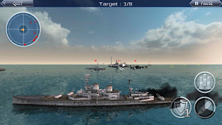 Sea Battle Warships (3D)