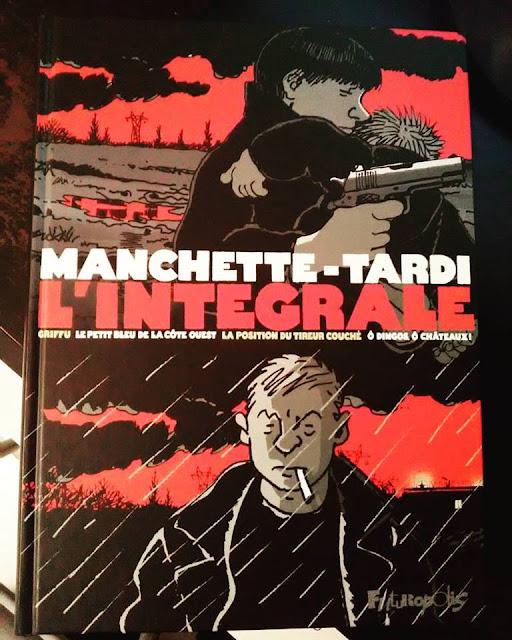 Manchette - Tardi : l'intégrale - Editions Futuropolis - 2016
