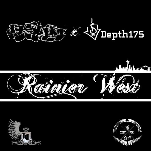 "Listen & Purchase ""RAINIER WEST"" by Suntonio Bandanaz (Produced by Depth175) w/ Lyrics"