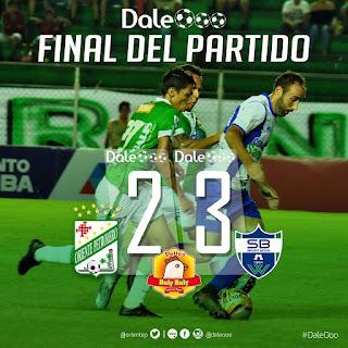 Oriente Petrolero 2 - Sport Boys 3 - DaleOoo - Pollos Buly Buly