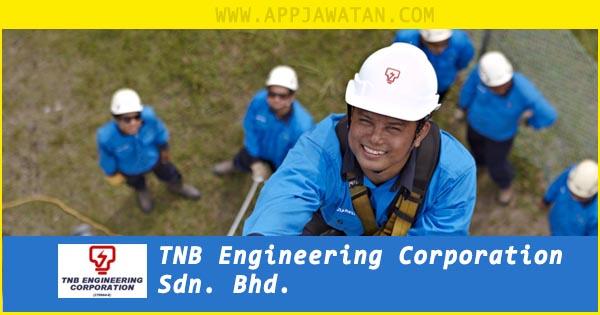 Jawatan Kosong di TNB Engineering Corporation Sdn. Bhd