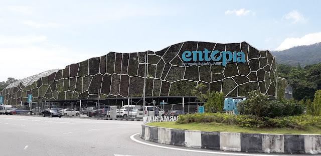 Entopia @ Penang Butterfly Farm