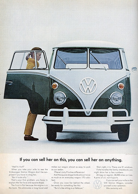 VW Bus Advertising | VW Bus