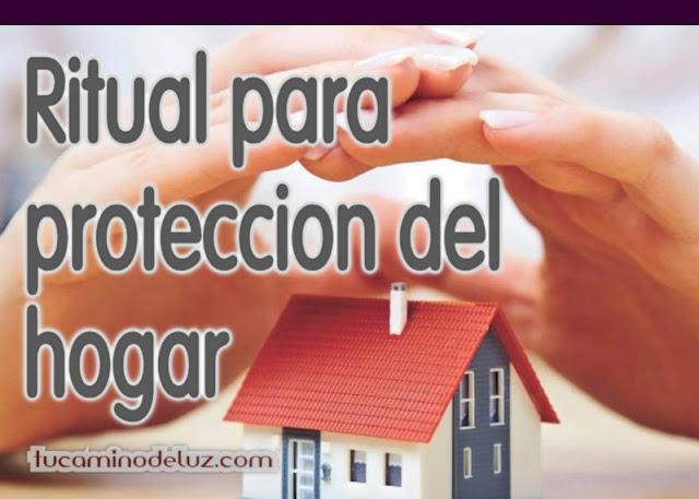 Ritual para proteccion del hogar