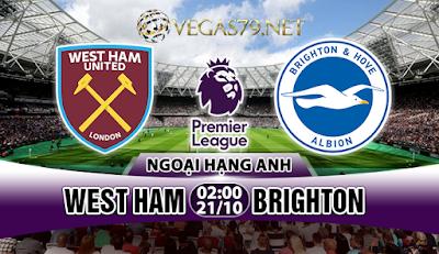 Nhận định, soi kèo nhà cái West Ham vs Brighton