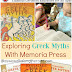 Exploring Greek Myths With Memoria Press (a Schoolhouse Crew Review)