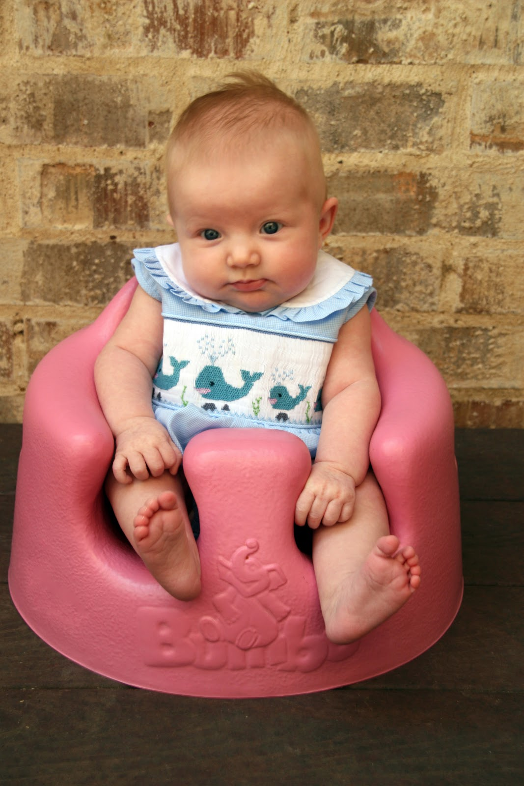 bumbo chairs for babies farm table with wednesdays will and katie doll baby in the seat