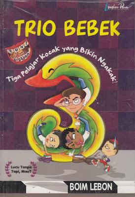 Trio Bebek (Tiga Pelajar Kocak yang Bikin Ngakak)
