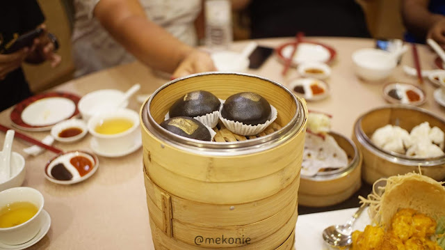 LUNCH DIM SUM DI DORSETT GRAND SUBANG @THE EMPEROR