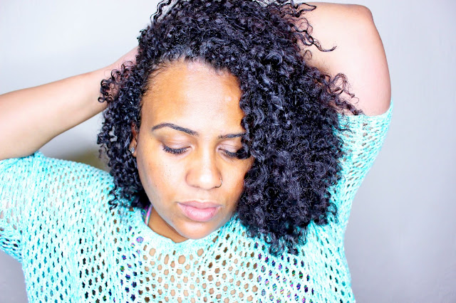 How to Style Curly Hair from Winter to Spring with Curl Shoppe Butter'd Up Collection