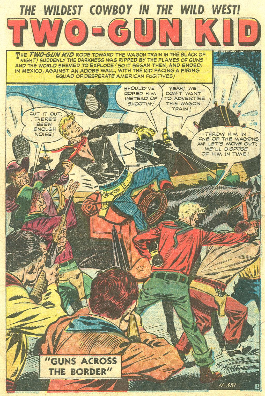 Read online Two-Gun Kid comic -  Issue #29 - 10