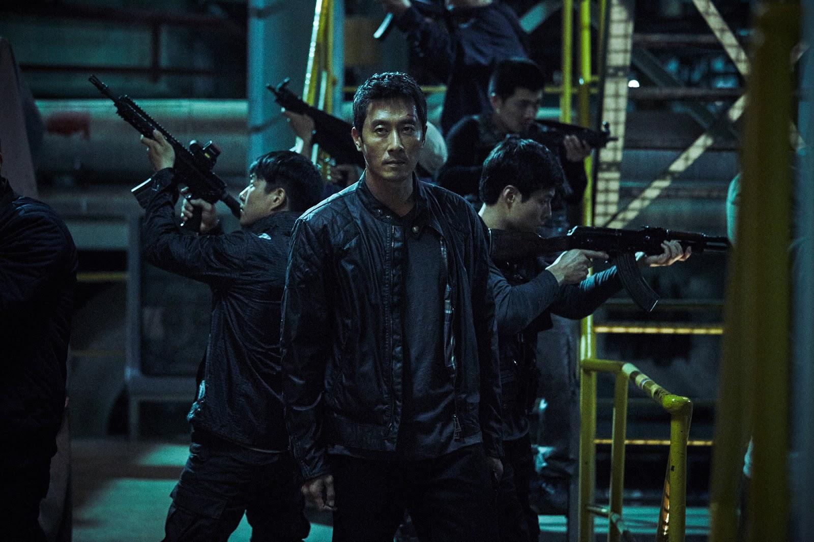 Modern Korean Cinema: Review: CONFIDENTIAL ASSIGNMENT, A Routine ...