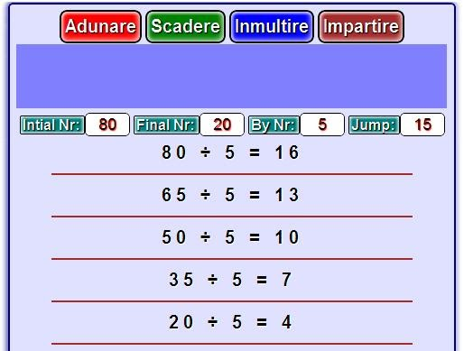 Briquinex Add Subtract Multiply Divide Worksheets