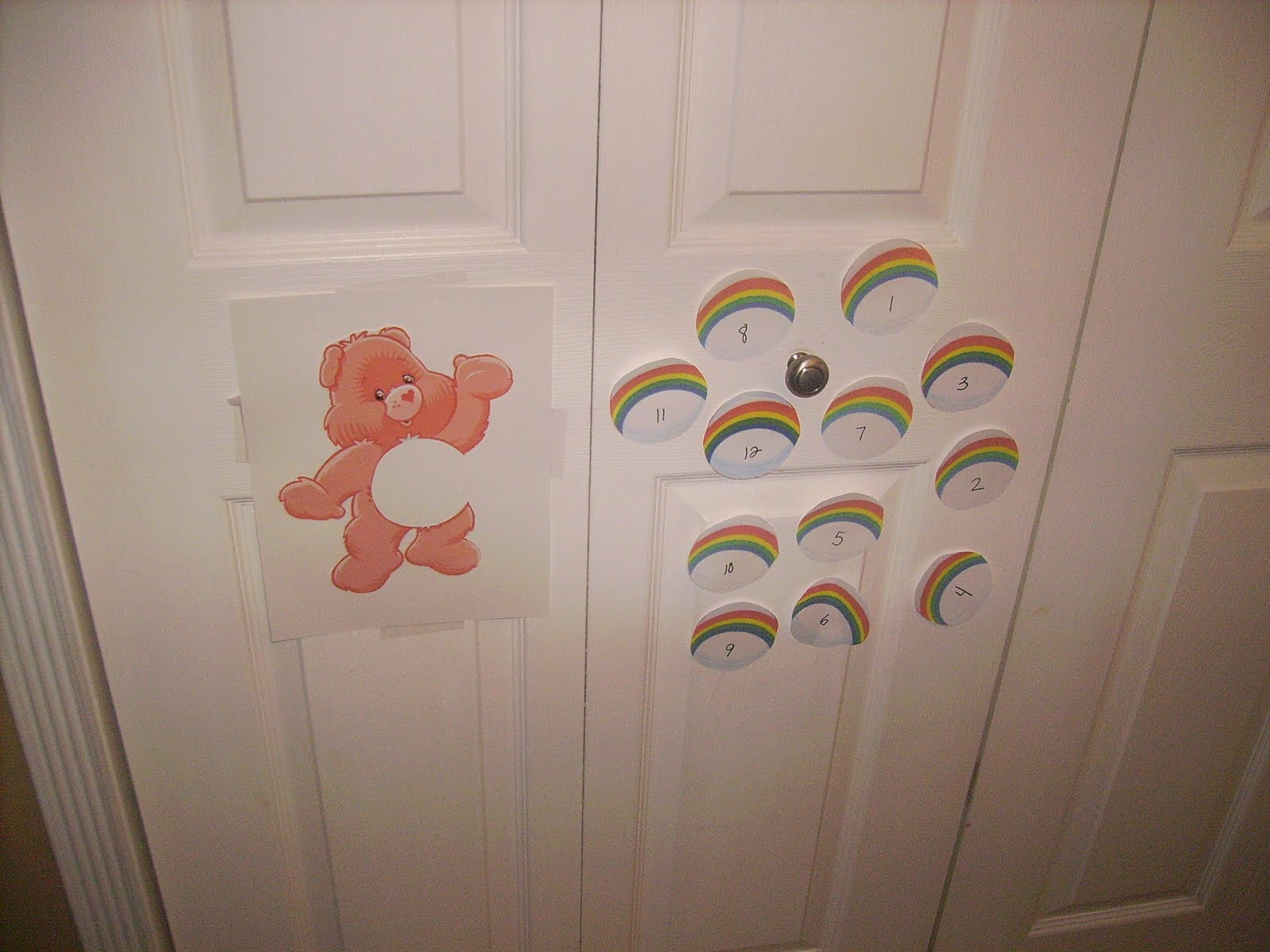 A Love To Create Care Bear Birthday Party Ideas