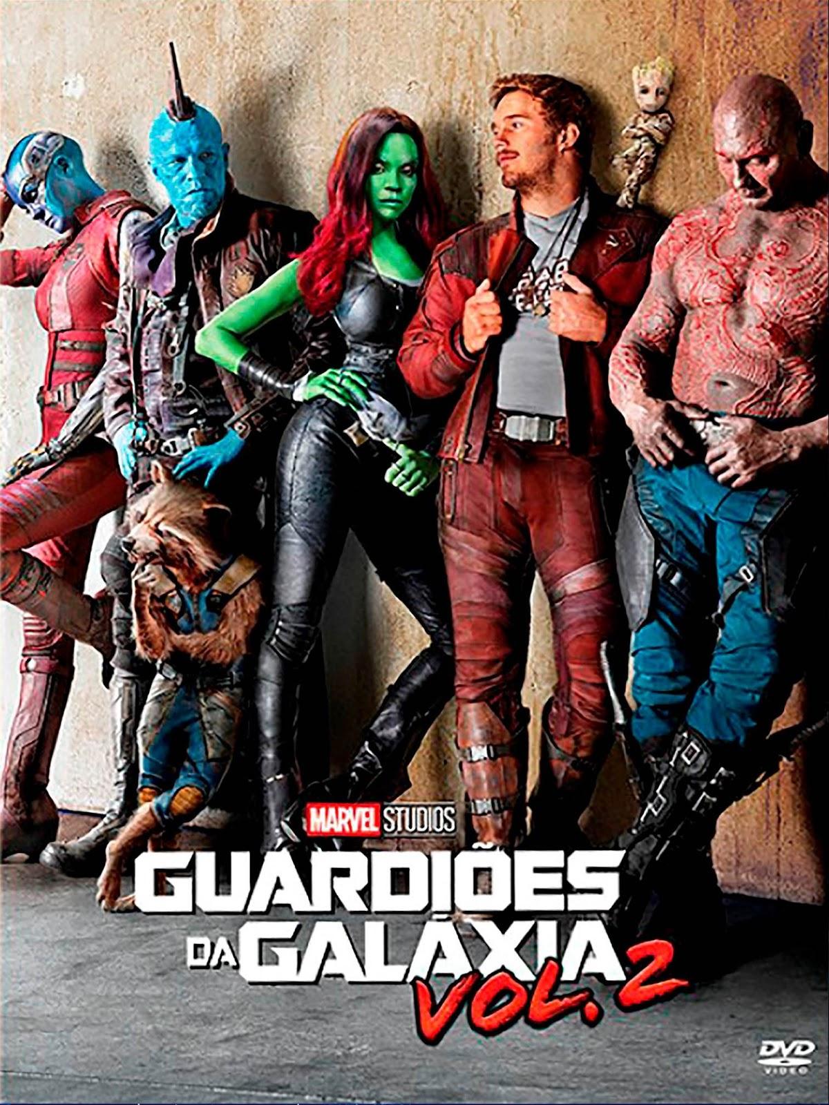 Guardiões da Galáxia Vol 2