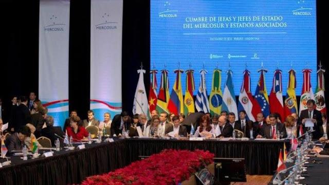 Mercosur se niega a dar la presidencia del bloque a Venezuela