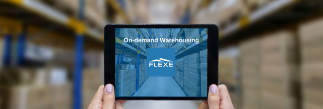 Flexe the world of shipping scm logistics: the airbnb of warehousing