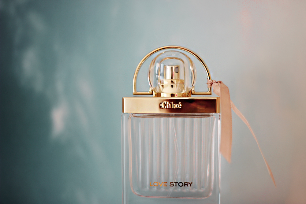 chloe love story eau de toilette 2016  fragrance aimerose beauty blog review