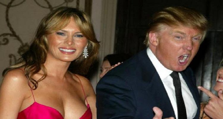 نيويورك بوست تنشر صورة جديدة لزوجة ترامب عارية تماما