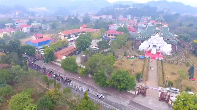 Lễ truyền chức Phó tế và Linh mục tại Giáo phận Lạng Sơn Cao Bằng 27.12.2017 - Ảnh minh hoạ 251