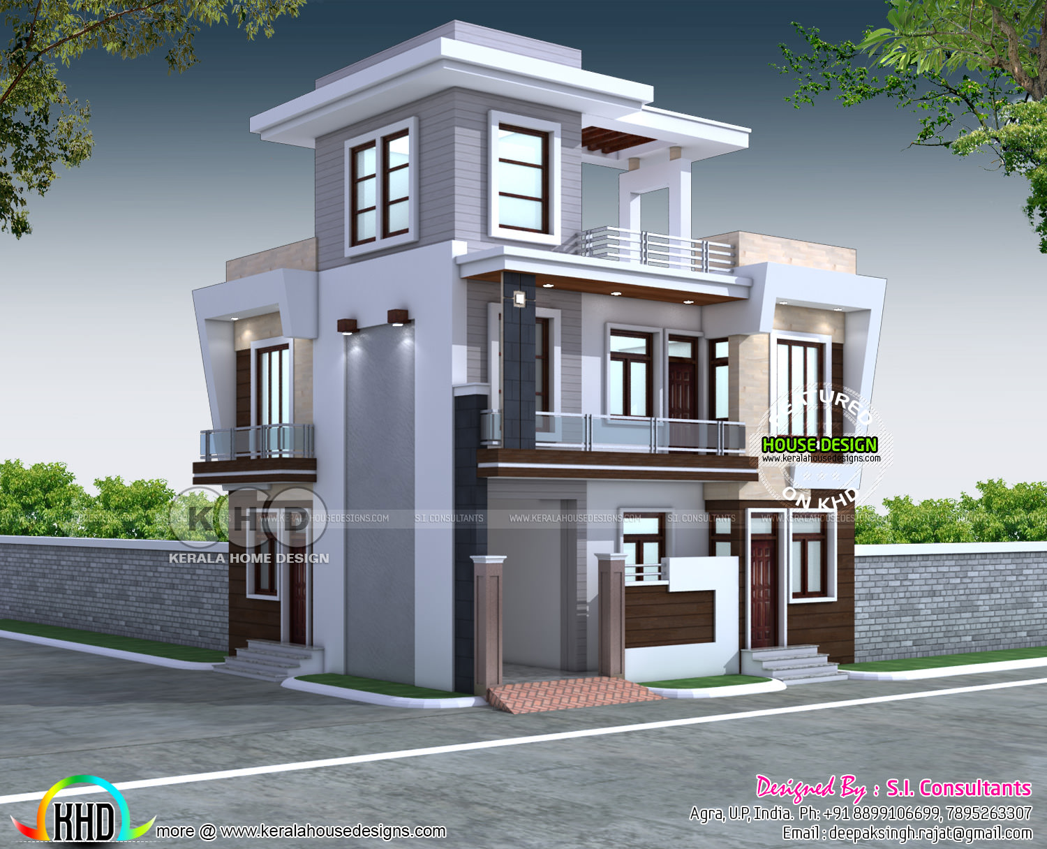 1800 square feet north indian style 5 bedroom home for 1800 sq ft indian house plans